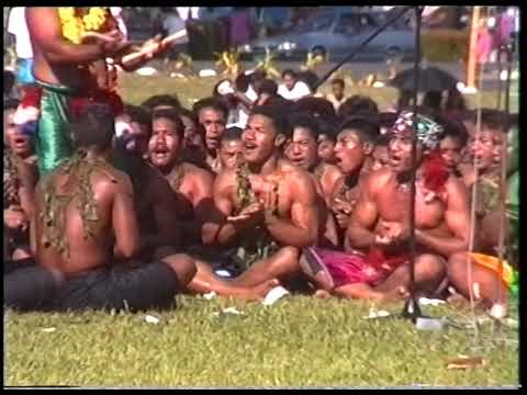 Samoa 1993 Independance Celebration with Televise Samoa and Radio 2AP