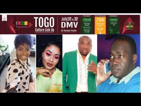 Togo Culture Link up 228   2eme edition 28 au 30 Juillet 2017