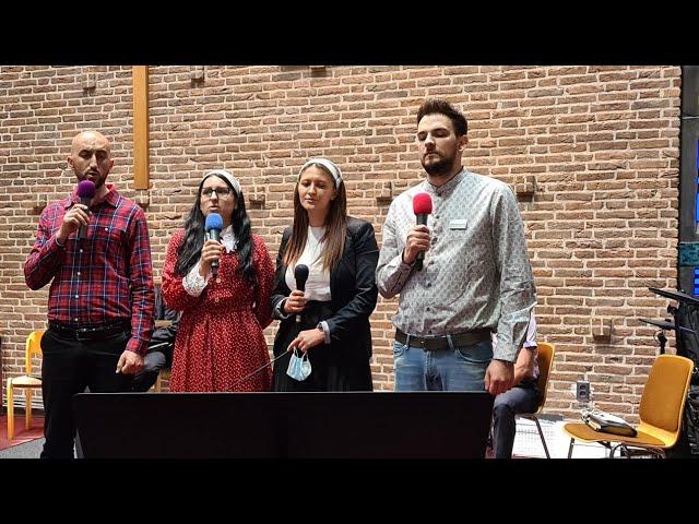 Programul Bisericii  Elim Frankfurt 13.06.2021