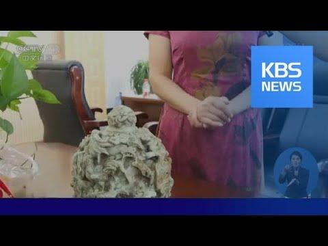 중국, 경매 참가비만 뜯어낸 가짜 감정 사기단 / KBS뉴스(News)