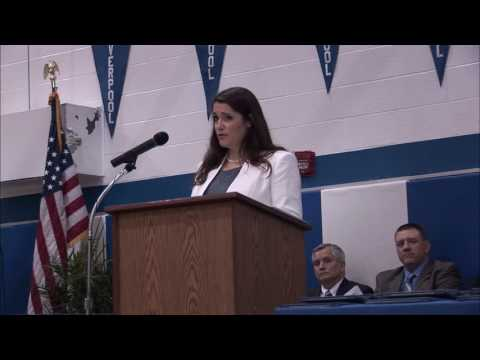 2016 East Liverpool High School Commencement Speech