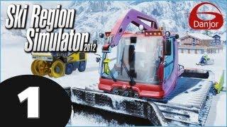 #1 Carrière suivie Ski Region Simulator 2012 !