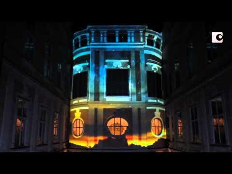 Mapping Projection - Palais Kinsky 25.08.2011