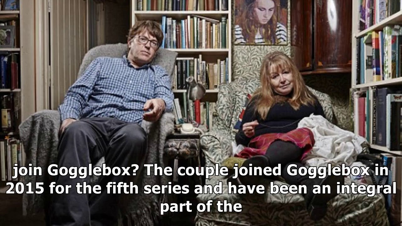 Who are giles wood and mary killen from gogglebox? meet the 'nutty' couple  from wiltshire