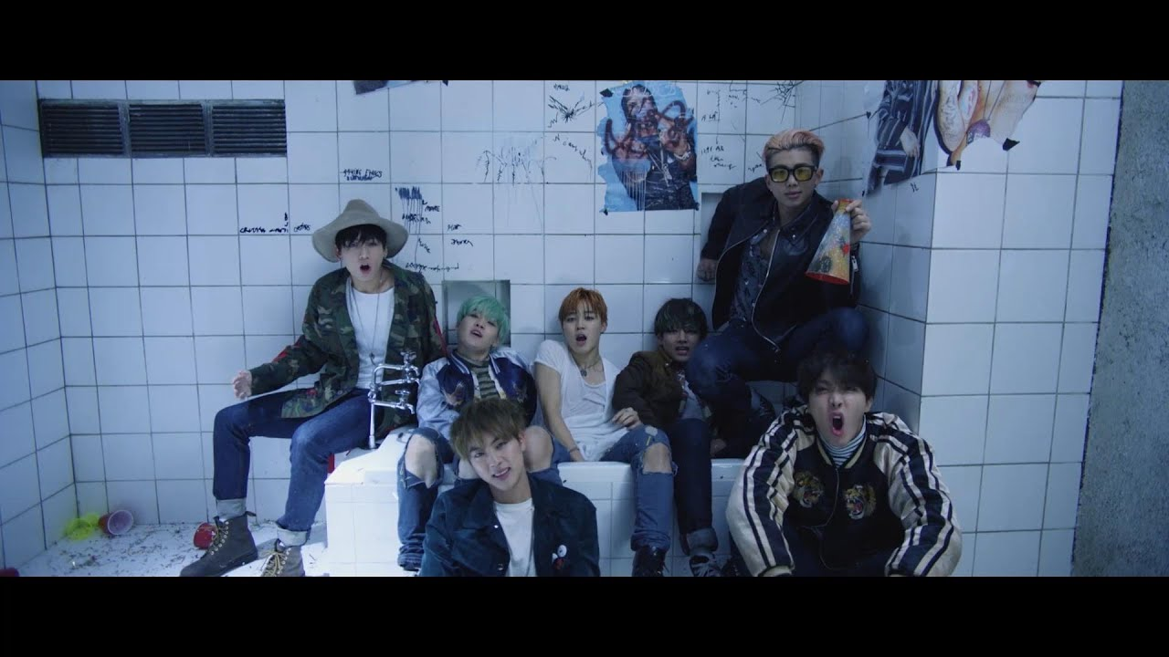 Bts 방탄소년단 Run Official Mv Youtube