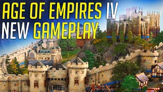 Age of Empires IV New Gameplay Details \u0026 AOE2 Definitive Edition Review