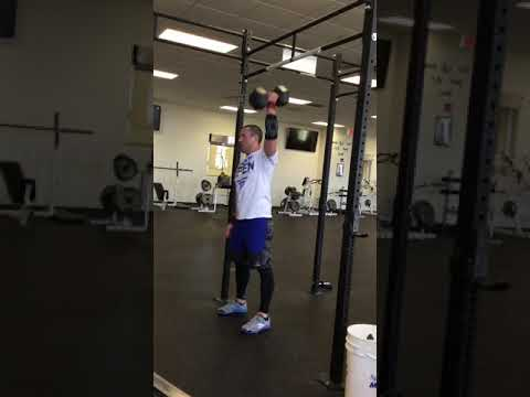 CrossFit open 18.1