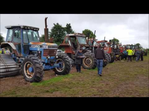 Bord na Mona Plant and Equipment Auction at Shannonbridge 2016