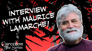 Interview with Maurice LaMarche | Carcerem - The Series | Behind The Scenes