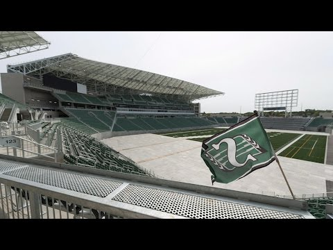 Regina's New Mosaic Stadium in numbers