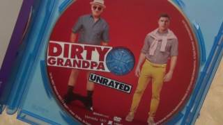 5 Blu-Ray Unboxings with The Interview Dirty Grandpa Big Daddy Easy A The Jerk