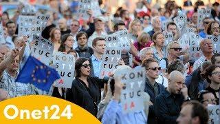 Wałęsa o PiS: oni są przestępcami   Onet24