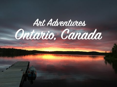 Art Adventure - Season 3 - Episode 4 - Ontario, Canada