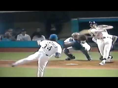 Mike Sharperson & Lenny Harris LA Dodgers Highlights!