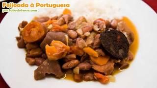 Receita De Feijoada à Portuguesa