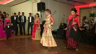 Download SRI LANKAN BEST WEDDING SURPRISE DANCE EVER BY THE BRIDE!!! Mp3 and Videos