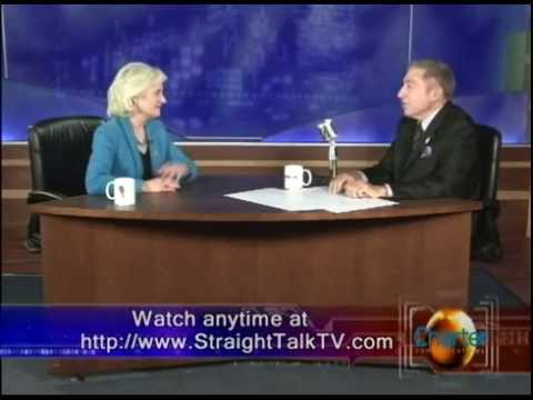 Straight Talk TV Show: caryn desai -ICT Artistic Director/Producer