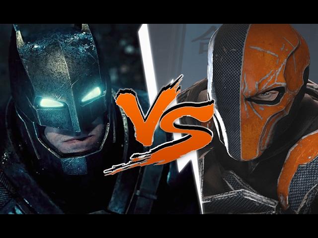 BATMAN VS EXTERMINADOR l
