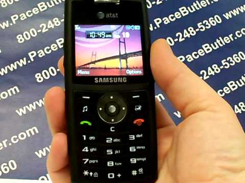 Samsung SGH-a727 - Erase Cell Phone Info - Delete Data - Master Clear Hard Reset