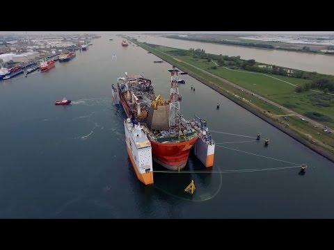 HafenTV   Staffel 2015 - Ausgabe 19: Offshore
