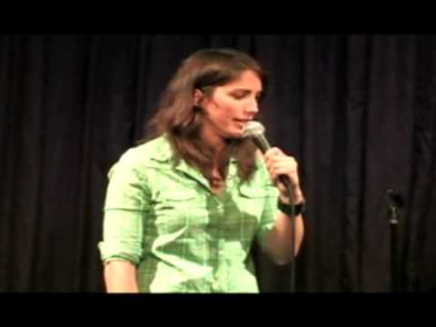 Comedian Erin Foley Performs StandUp Live at the Hollywood Improv