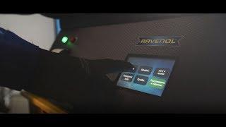 Инструкция по использованию установки RAVENOL для замены масла ATF