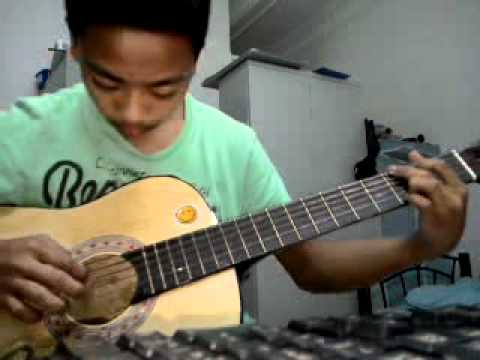 Lover's Moon- Adrian Carreon's Cover (Fingerstyle)