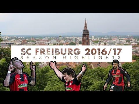 SC Freiburg 2016/17   Tolle Season! Danke!