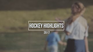 2017 Hockey Highlights