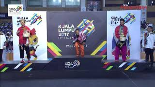 KL2017: Malaysia's pencak silat squad bags third gold