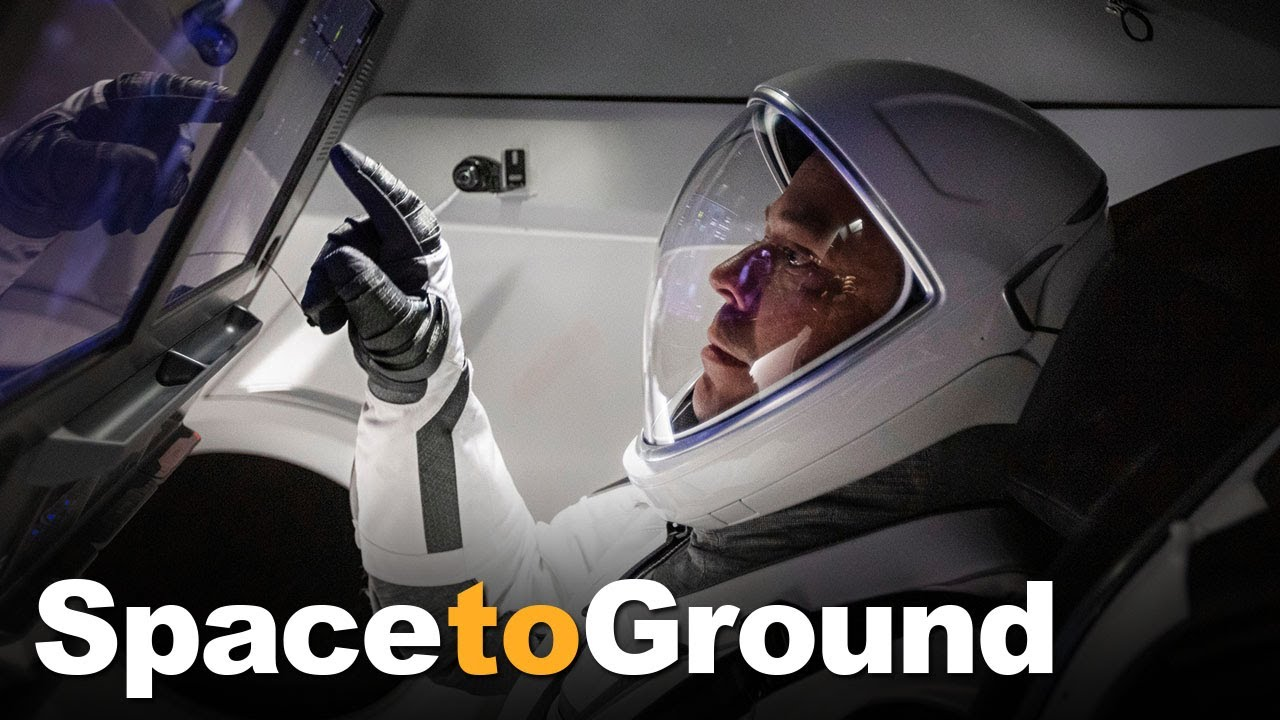 Space to Ground: Preparing for Launch: 05/22/2020 - NASA Johnson