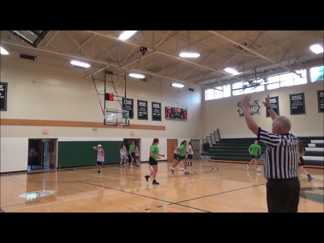 Game Highlights Summer Collegiate League: Electric Green vs Purple