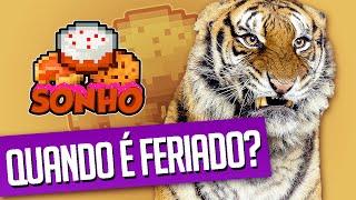 Minecraft : O Sonho! #70 - Feriado?