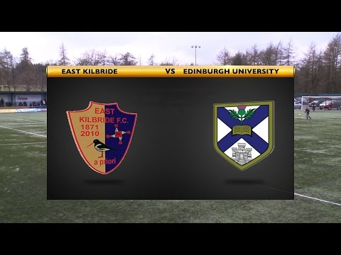 East Kilbride vs Edinburgh University