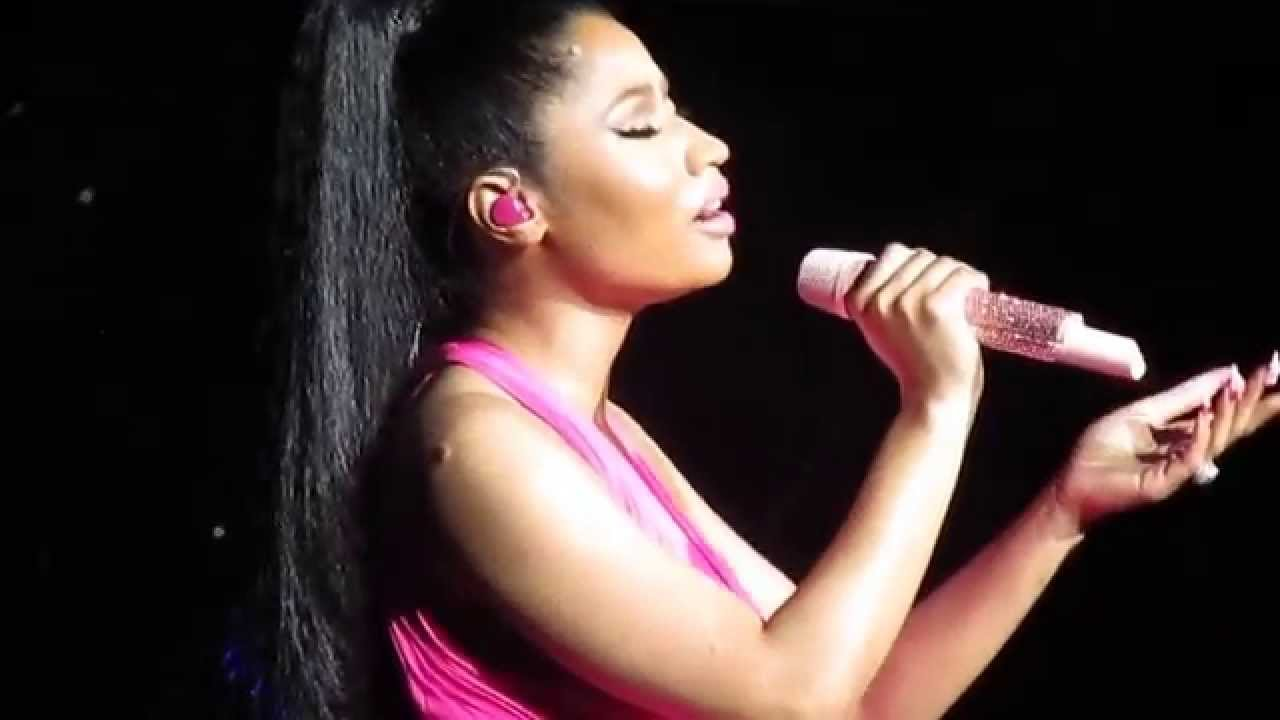 Nicki Minaj Grand Piano Live Youtube