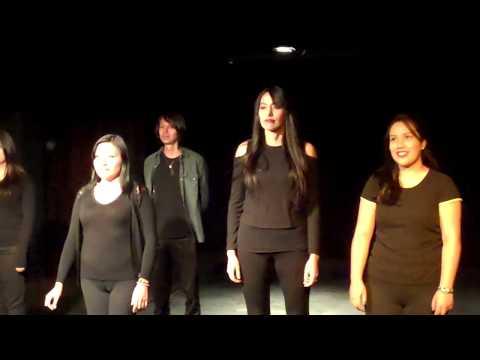 Muestra teatral 1er trimestre CCE Directora Maria Beatriz Vergara