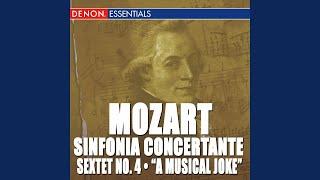 "Ein Musikalischer Spass, K. 522 ""A Music Joke"": III. Adagio Cantabile"