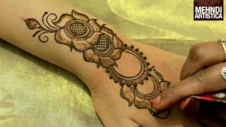 hatho ki arabic henna mehndi design beautiful unique easy mehendi art class mehndiartistica haul