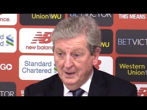 Liverpool 4-3 Crystal Palace - Roy Hodgson Post Match Press Conference - Premier League