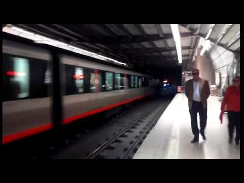 Metro Bilbao 500, 550 y 600 en L1 y L2