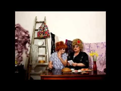Гризольда Шторм и Джина Смайл в Одесской коммуне!! - Как поздравить с Днем Рождения