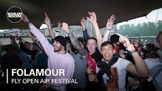 Скачать Folamour Boiler Room X FLY Open Air 2019
