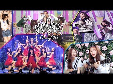 OH MY GIRL(오마이걸)_ Excitement & More Compilation.