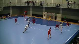 第41回全国高校ハンドボール選抜大会 1回戦 市川vs学法石川⑥
