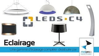 MELPRO - Dans les coulisses de LEDS-C4, fabricant d'éclairage(Découvrez les coulisses de LEDS-C4. De la conception jusqu'aux lieux d'installation. Fabricant d'éclairage technique, décoratif et extérieur. MELPRO ..., 2015-04-03T13:18:44.000Z)