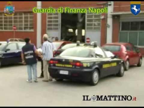 Napoli, euro e dinari algerini falsi: blitz della Finanza - www.ilmattino.it