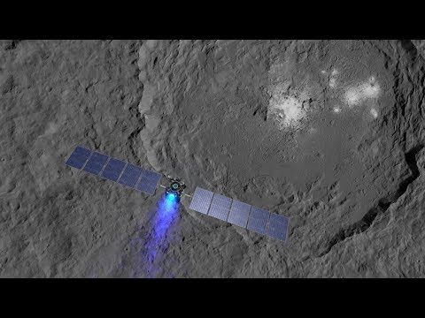 The Bright Stuff: New NASA Dawn Findings at Ceres