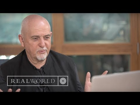 Peter Gabriel in conversation with Loney dear (full version)