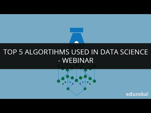 Top 5 Data Science Algorithms - Decision Tree, Random Forest, Linear Regression, K-Means | Edureka