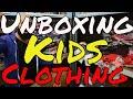 UNBOXING: KM Shelf-Pull Kids Clothing Case